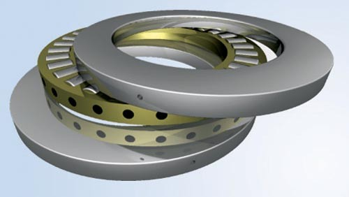 High Precision Double Row Tapered Roller Bearing NA46790-SW/46720CD NA484/472D ...