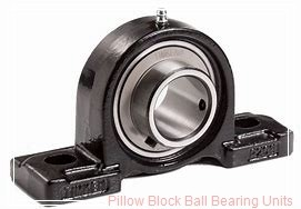 2.6875 in x 7.8750 to 10.1250 in x 3.0625 in  Sealmaster MP-43 HT Pillow Block Ball Bearing Units