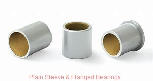 Boston Gear (Altra) B1012-7 Plain Sleeve & Flanged Bearings