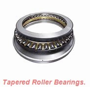 9.0000 in x 17.0000 in x 3.4950 in  Rollway T-9020 Tapered Roller Thrust Bearings