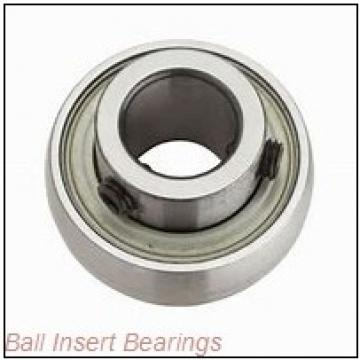 41,275 mm x 85 mm x 42,86 mm  Timken G1110KRR Ball Insert Bearings