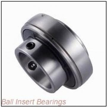 41,275 mm x 85 mm x 42 mm  Timken GYA110RRB Ball Insert Bearings
