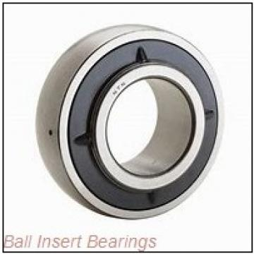 61,9125 mm x 110 mm x 61,91 mm  Timken G1207KLLB Ball Insert Bearings