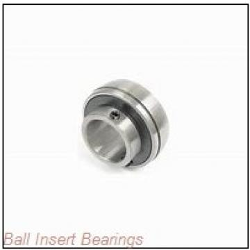 31.75 mm x 80 mm x 38,1 mm  Timken GN104KLLB Ball Insert Bearings