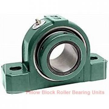 2.9375 in x 9.31 to 9.69 in x 4-1/2 in  Dodge P2BE215R Pillow Block Roller Bearing Units