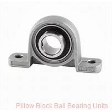 2.188 Inch | 55.575 Millimeter x 2.625 Inch | 66.675 Millimeter x 3.125 Inch | 79.38 Millimeter  Sealmaster SPD-35 Pillow Block Ball Bearing Units