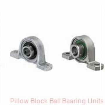 1.0000 in x 3-7/8 to 4-3/8 in x 1-3/8 in  Sealmaster NP 16 CPJ Pillow Block Ball Bearing Units