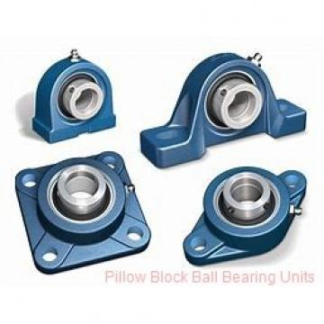 2.125 Inch | 53.975 Millimeter x 2.188 Inch | 55.575 Millimeter x 2.5 Inch | 63.5 Millimeter  Sealmaster MP-34 Pillow Block Ball Bearing Units
