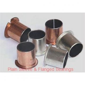 Bunting Bearings, LLC CB232724 Plain Sleeve & Flanged Bearings
