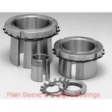 Bunting Bearings, LLC AA1049-17 Plain Sleeve & Flanged Bearings