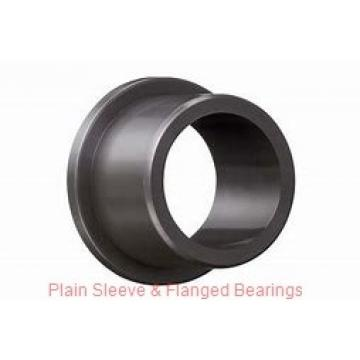 Bunting Bearings, LLC AA397 Plain Sleeve & Flanged Bearings