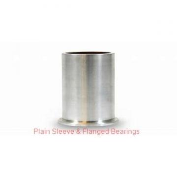 Bunting Bearings, LLC CB394850 Plain Sleeve & Flanged Bearings