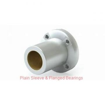 Bunting Bearings, LLC CB182224 Plain Sleeve & Flanged Bearings