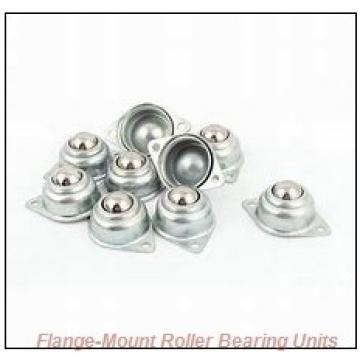 QM QACW13A207SO Flange-Mount Roller Bearing Units