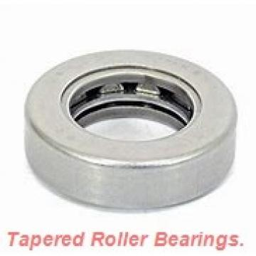 5.0000 in x 10.5000 in x 2.3130 in  Rollway T-511 Tapered Roller Thrust Bearings