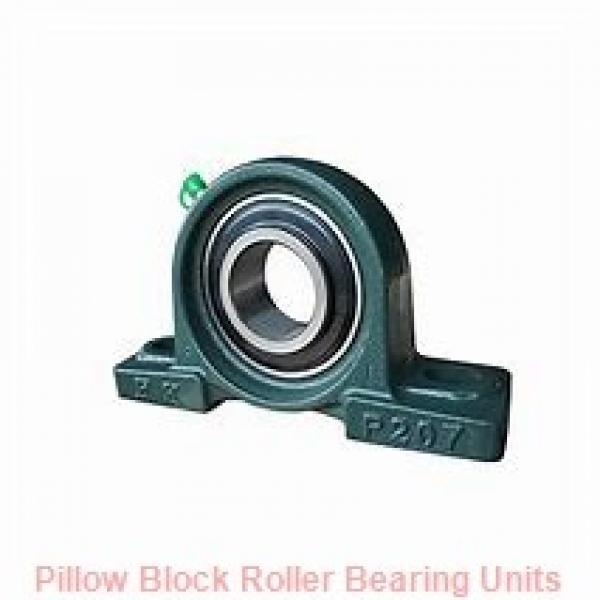 5.938 Inch | 150.825 Millimeter x 8.125 Inch | 206.375 Millimeter x 7.063 Inch | 179.4 Millimeter  Rexnord MPS5515F66 Pillow Block Roller Bearing Units #1 image