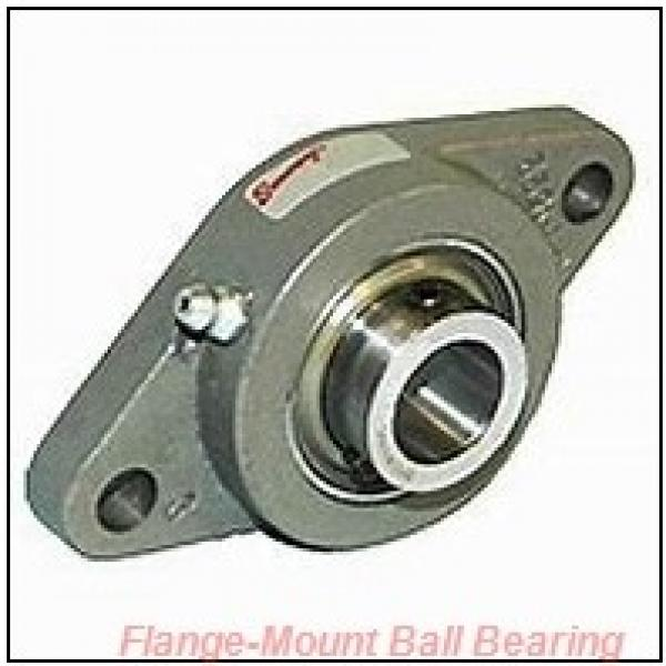 INA RME25-N Flange-Mount Ball Bearing Units #1 image
